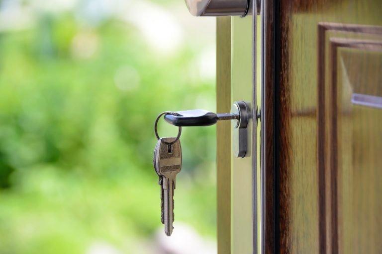 home watch front door key scaled